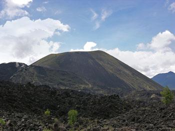 Parícutin-volcano