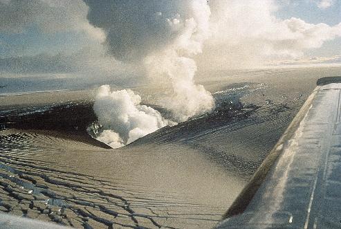 VolcanicEruption