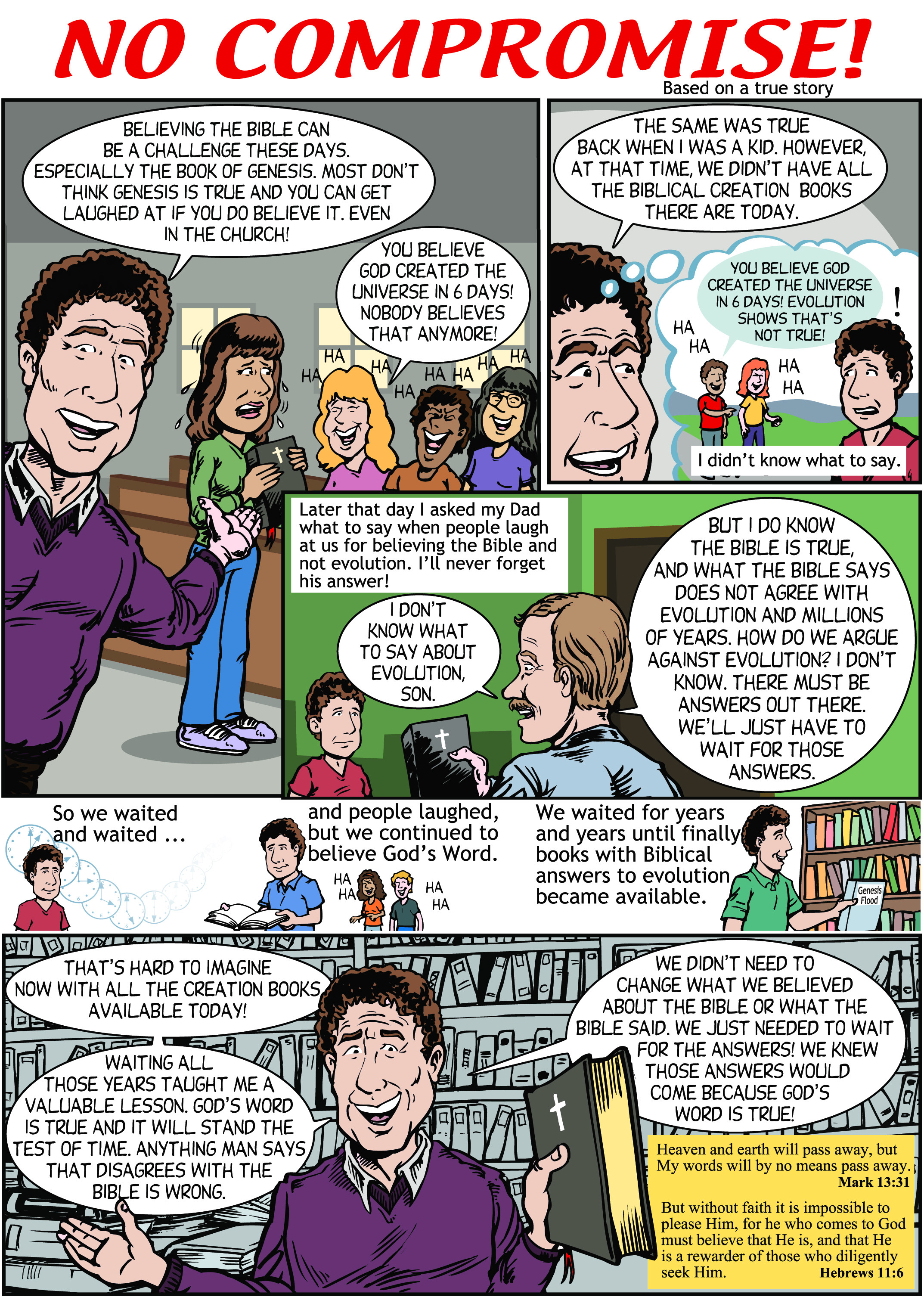 Answers for Kids: Compromise - creation com