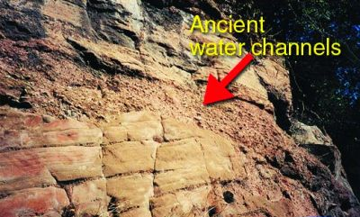Ancient water channels