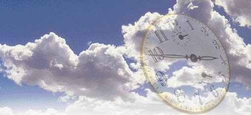 ClockInClouds