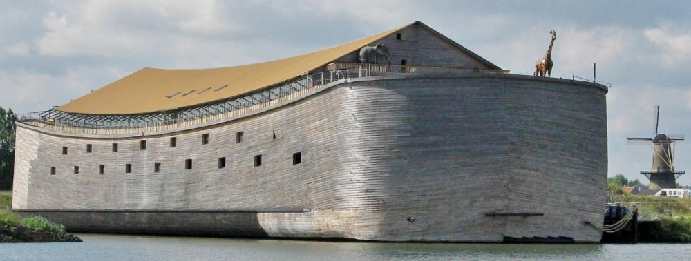 The pitch for Noah's Ark - creation com