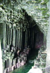 Fingal cave