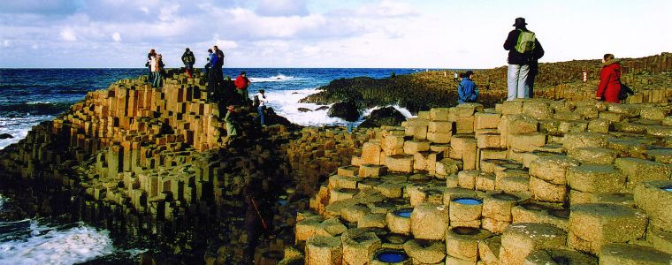 Giant' Causeway