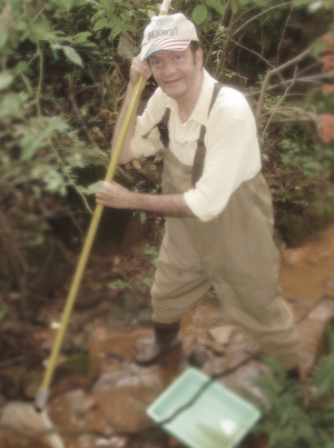 Douglas-digging