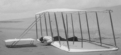 Wright_glider_landing
