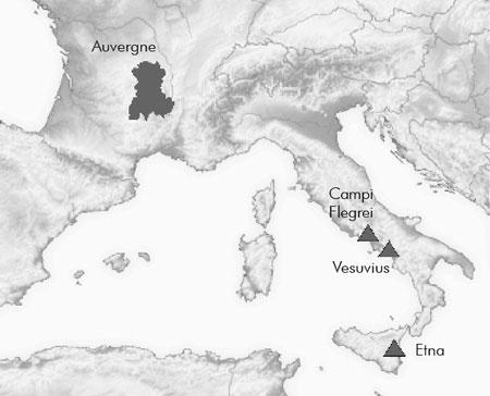 rediscovery of Pompeii
