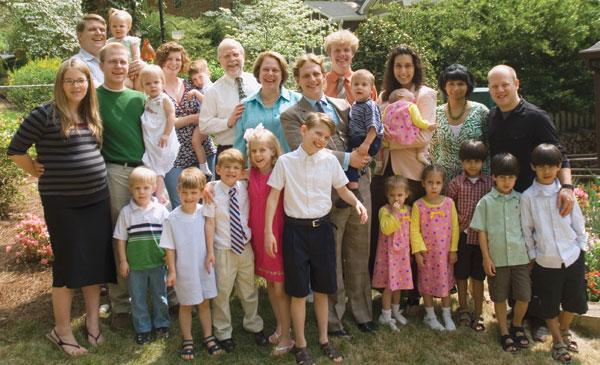 Dewey-Hodges-family