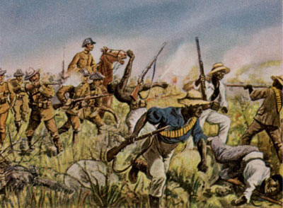 German-troops-Herero
