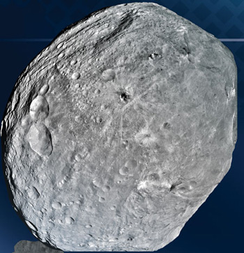Asteroid-Vesta