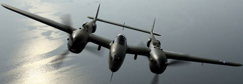 P-38-Lightning-head-on