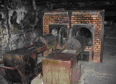 Auschwitz-incinerator