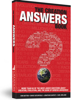 creation and apologetic resources the creation answers book