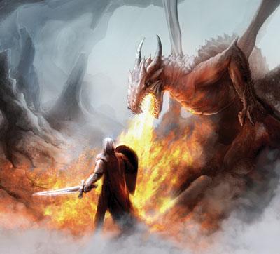 Slaying Dragons Creation Com