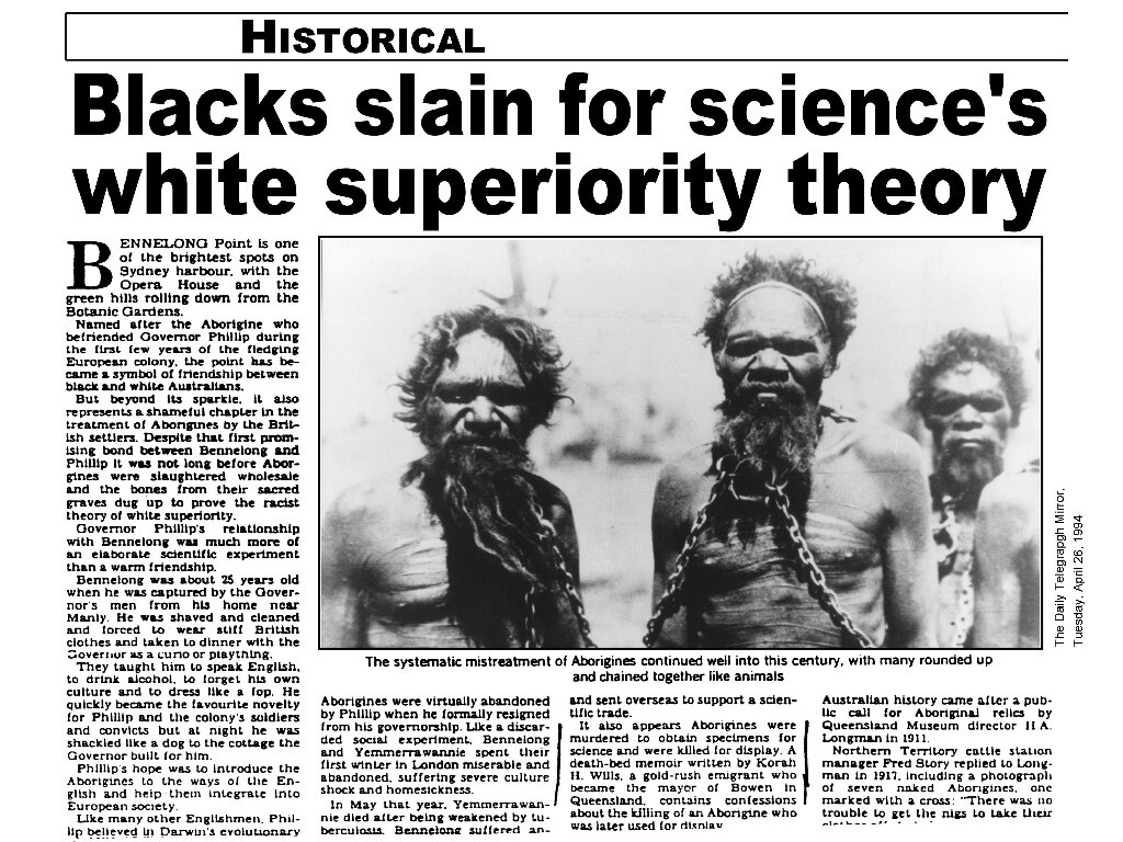 scientific racism quotes
