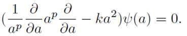 Wheeler-DeWitt-equation