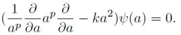 Wheeler-DeWitt-equation