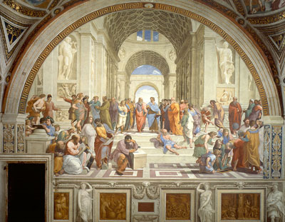 school-of-athens