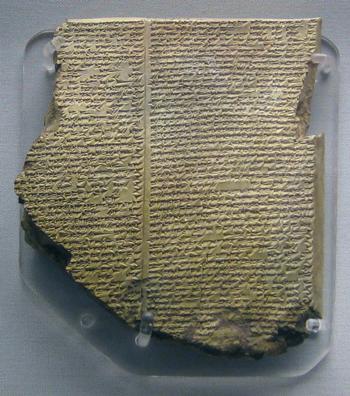 Gilgamesh-Epic