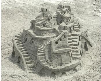 sand-castle