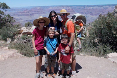 Family-Grand-Canyon