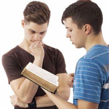 young men bible