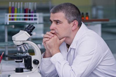 pensive-scientist