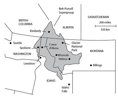 Belt-Basin