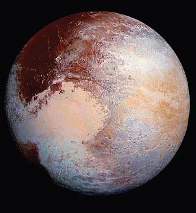 Nasa-Pluto