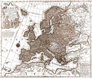 Europe-map