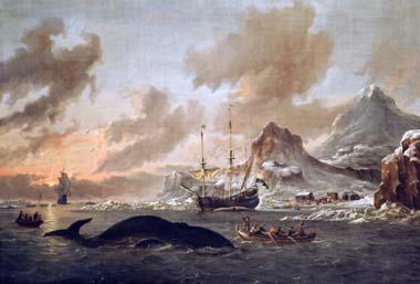 whaling-Spitsbergen