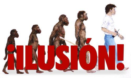 del mono al hombre
