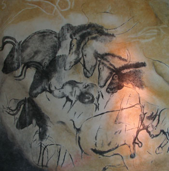 paintings-from-the-Chauvet-cave