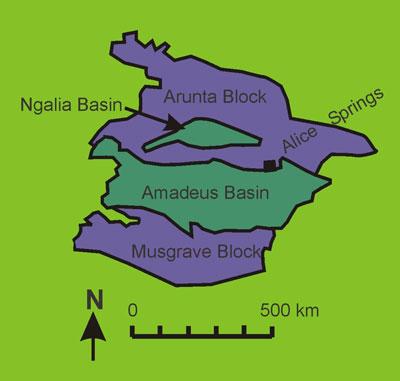 Arunta-Block