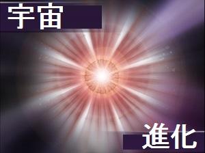 宇宙の進化