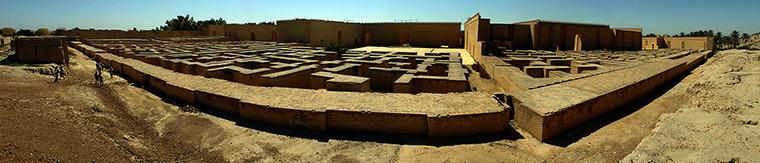 The-historical-city-of-Babylon