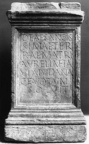Roman-Stele-Walters