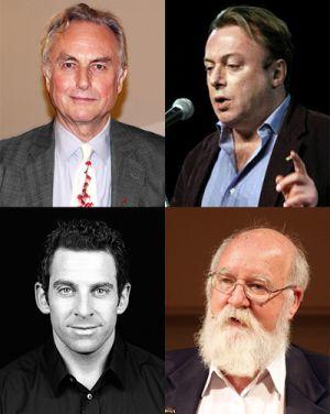 four-horsemen-atheists