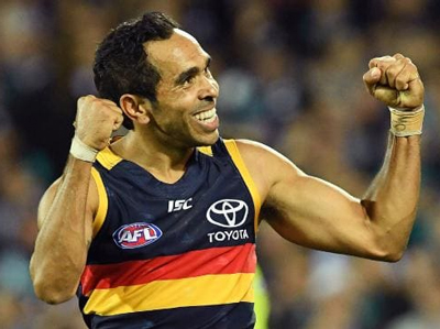 Eddie-Betts-celebrates