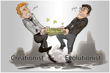 creationist-evolutionist