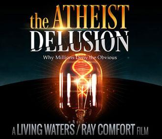 Atheist-delusion