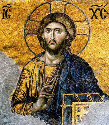Jesus-Christ-Hagia-Sophia