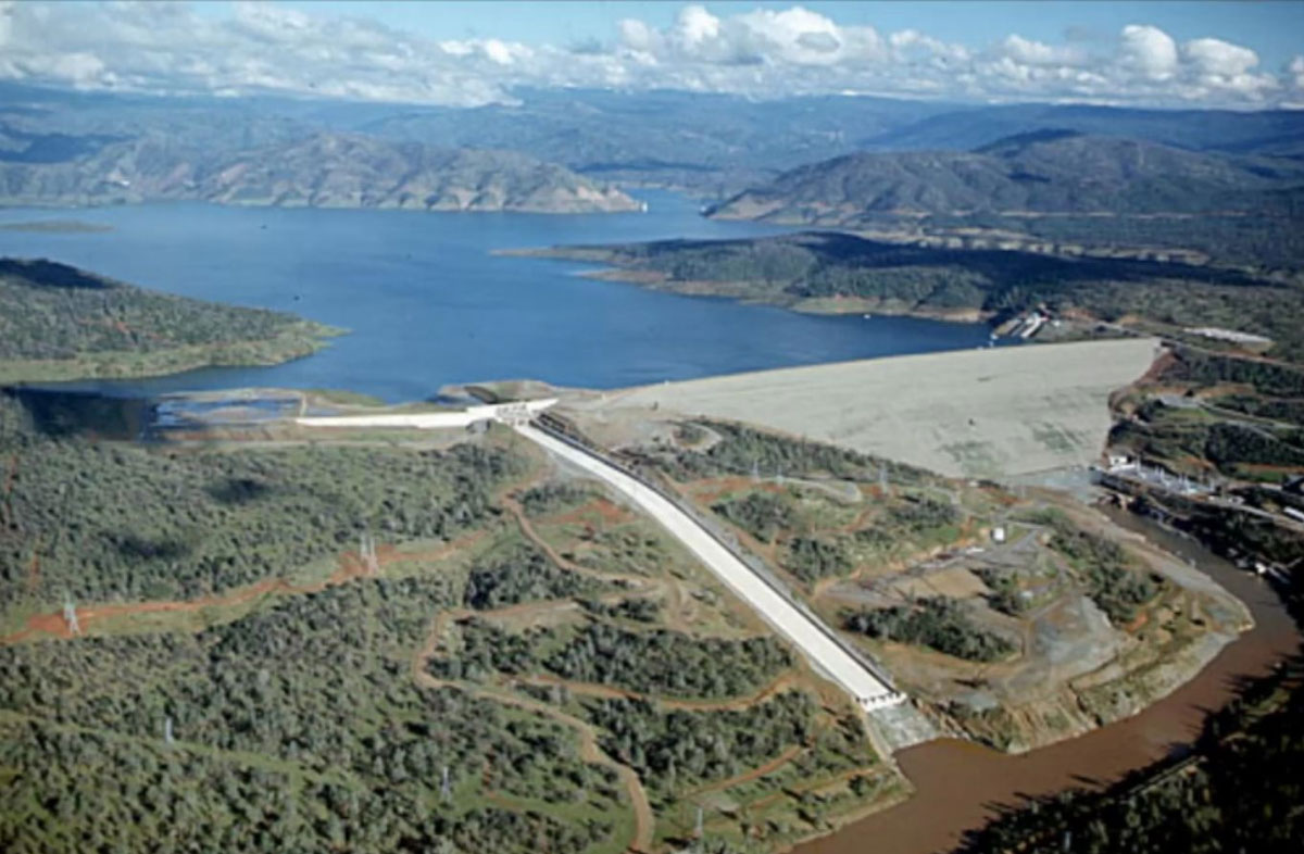 Insights into the Oroville Dam 2017 Spillway Incident