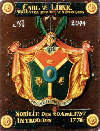 Coat-of-Arms-of-Carl-von-Linne
