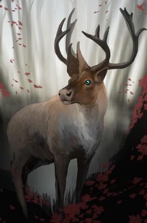arctic-reindeer