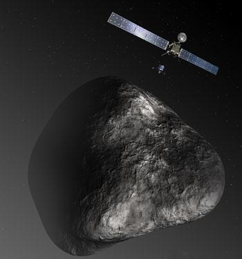 Rosetta-Philae-Artist-Impression
