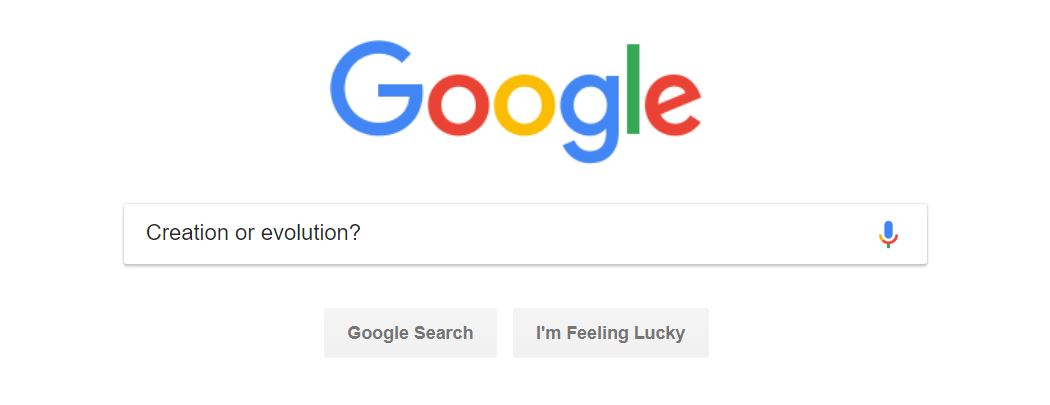 Google-search-creation