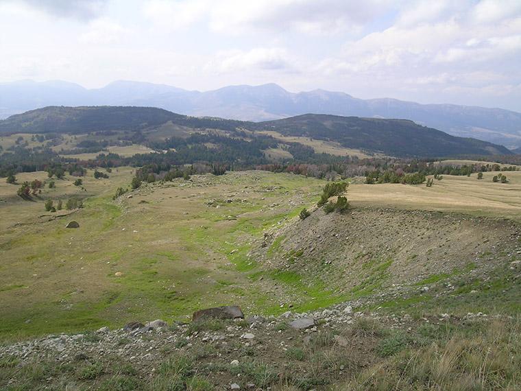 Gravelly-range
