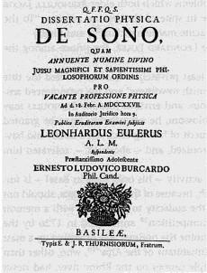 Eulers-De-Sono