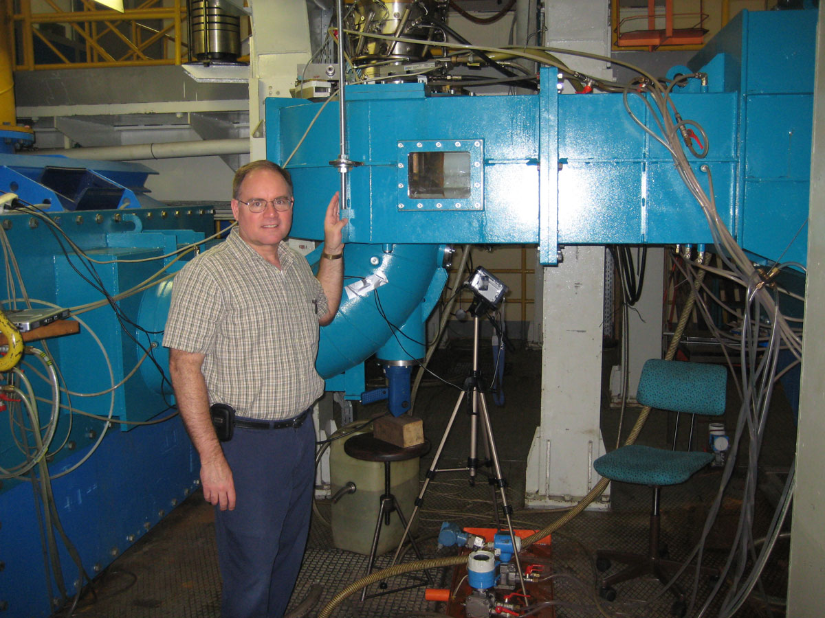 Mechanical Engineer On Creation Wiring Meaning In Telugu Dr Cimbala With A Scale Model Of Hydroturbine